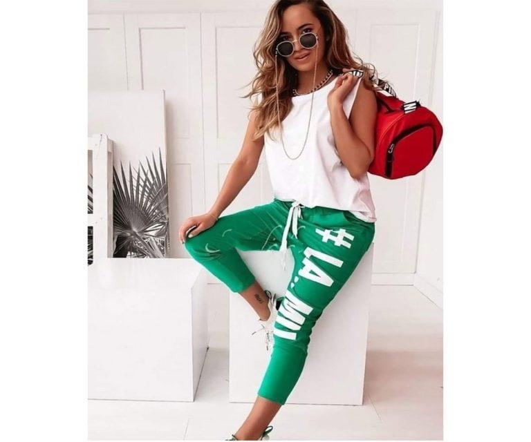 Памучен панталон Таня